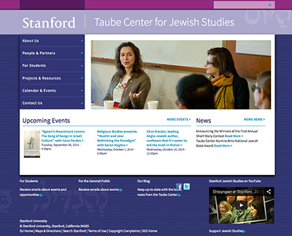 Taube Center for Jewish Studies